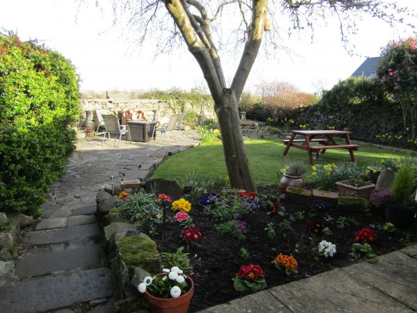 Garden at Post Office House