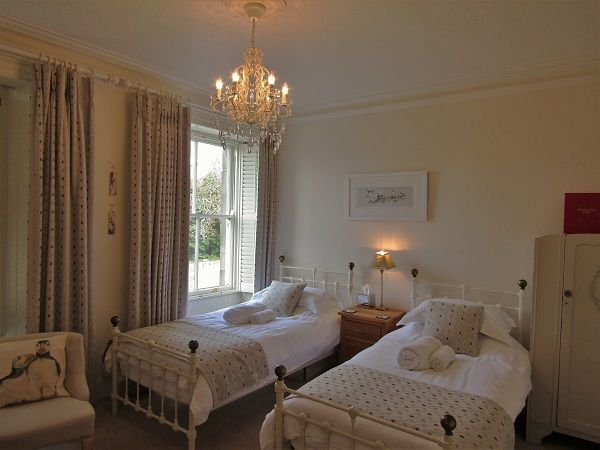 Longstone Twin Room