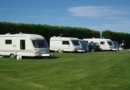 caravan pitches is near Craster Tourist Information Centre
