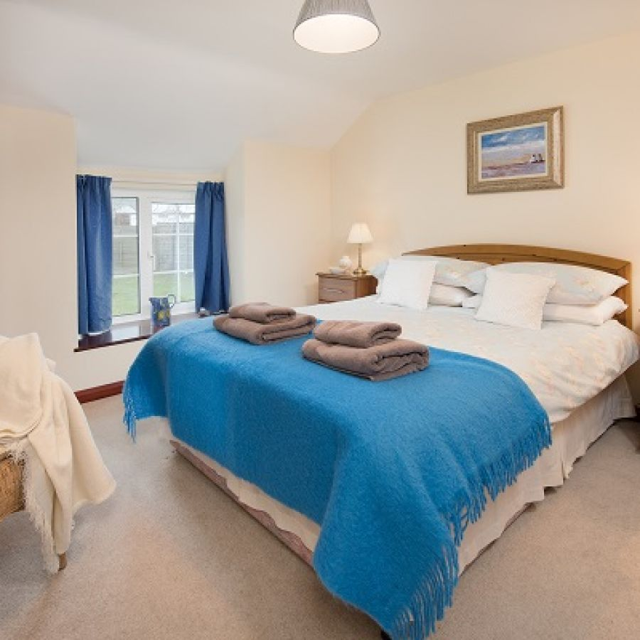 Double bedroom - Seascape