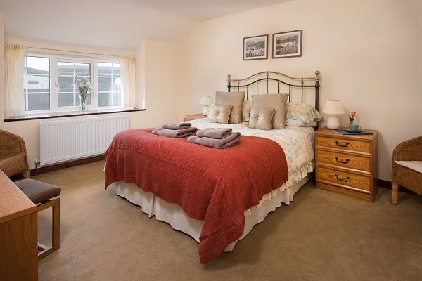 Double bedroom - Dunstanburgh