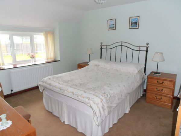 Double bedroom - Dunstanburgh View