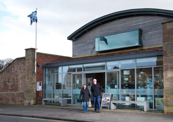 RNLi Grace Darling Museum is near Castleside