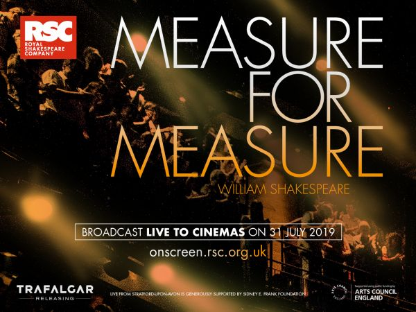 RSC Measure for Measure Encore Broadcast