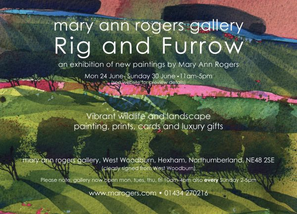 Rig and Furrow Art Exhibitiion
