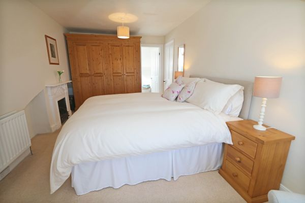 Riverside, Alnmouth, master bedroom 2
