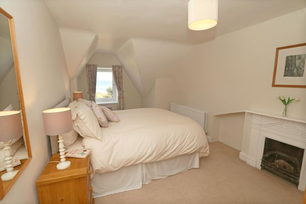 Riverside, Alnmouth, master bedroom