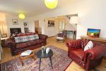Rock Moor Farm Cottage, open spacious living area is near Craster Tourist Information Centre