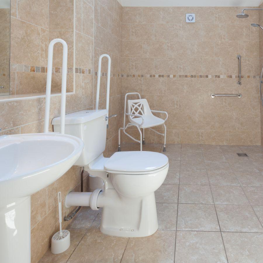 Whinney Wet Room