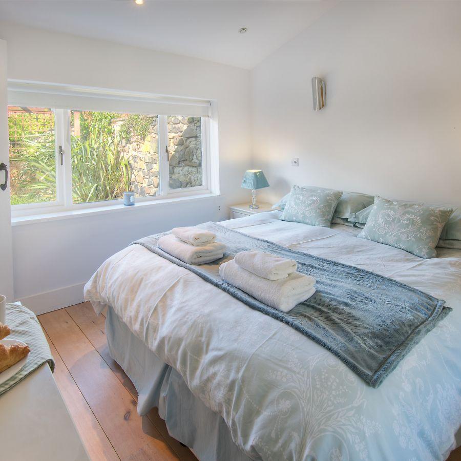 Dune Cottage Bedroom