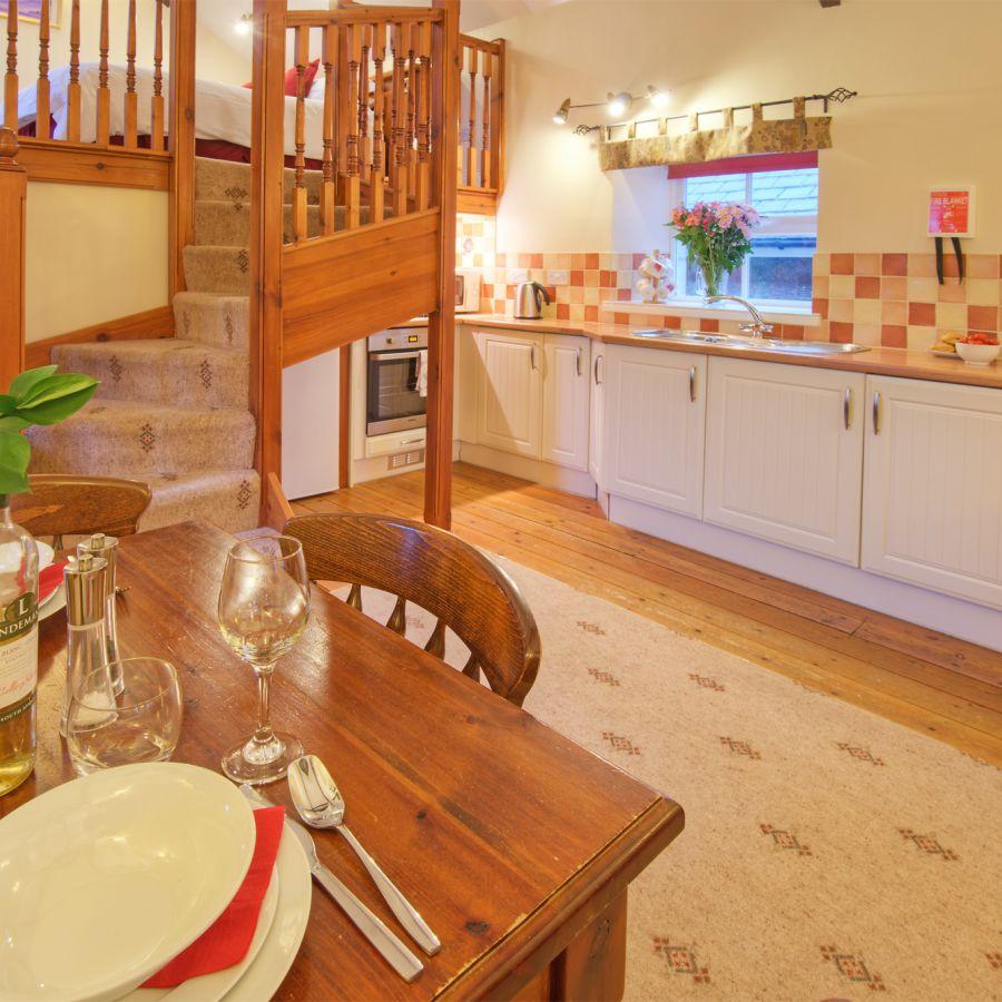 Rose Cottages Kitchen