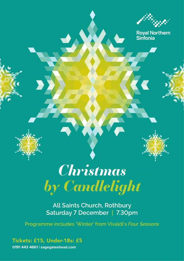 Royal Northern Sinfonia: Christmas by Candlelight