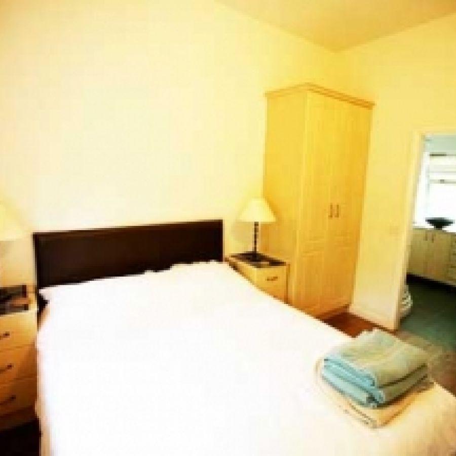 Runrig cottage double room