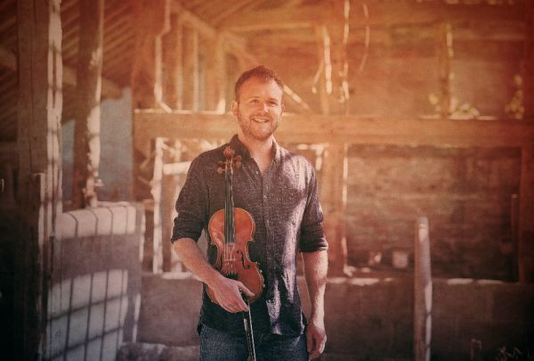 Sam Sweeney 'Unearth Repeat' Tour comes to Queen's Hall, Hexham