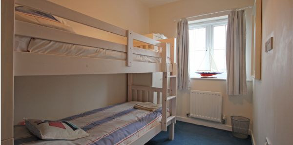 Samphire bunk bed room