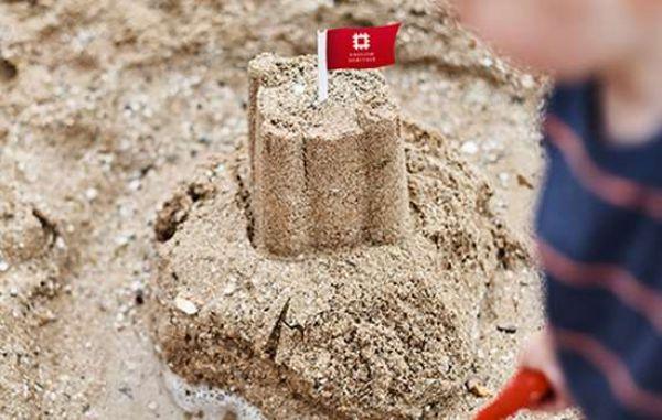 Sandcastle building workshops