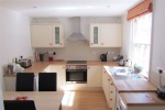 Kitchen is near Druridge Links