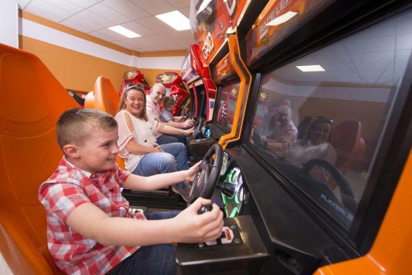 Amusements Arcade