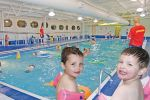 Indoor Swimming Pool is near 1hr Golf Lesson with PGA Coach