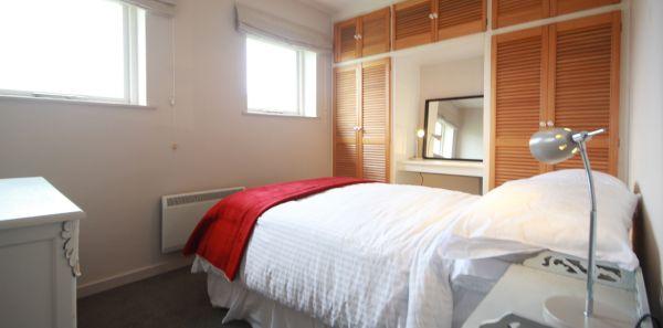 Sandycott 2nd double bedroom