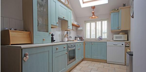 Sandycott kitchen