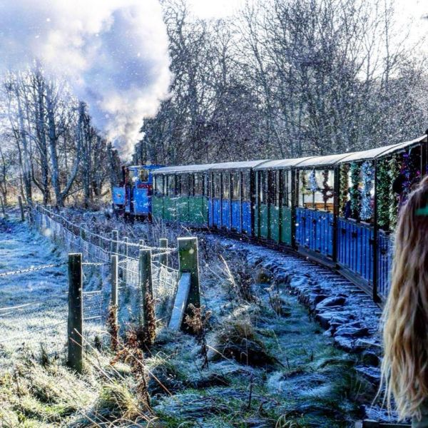 Santa Specials on the Railway