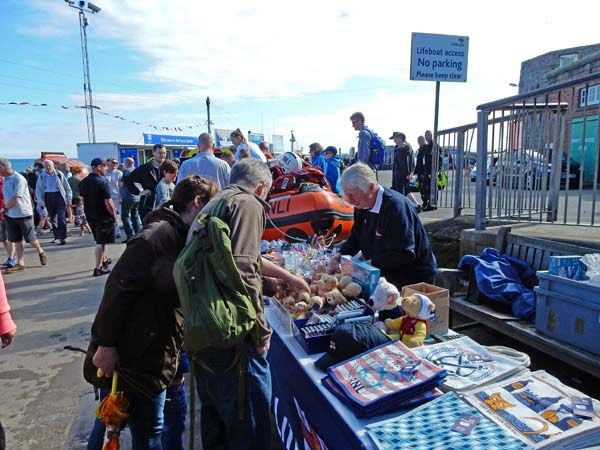 Seahouses Annual Lifeboat Fete and Family Fun Day
