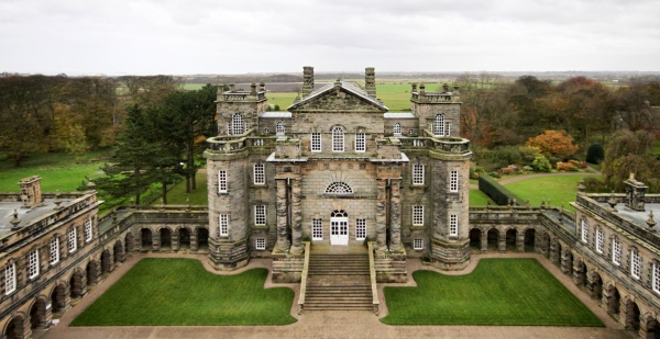 Welcome to Seaton Delaval Hall is near Burradon Farm Houses & Cottages