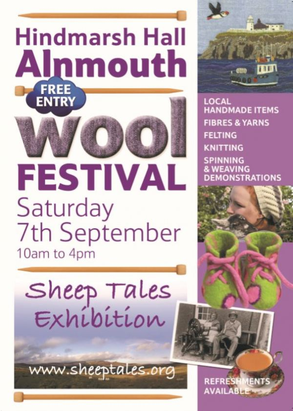 Sheep Tales Wool Festival