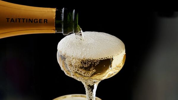 Sip & Supper - An Evening with Taittinger