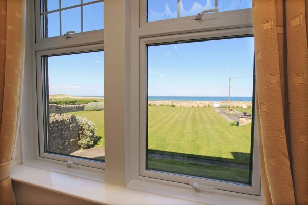 Sound of the Sea, view from the master bedroom
