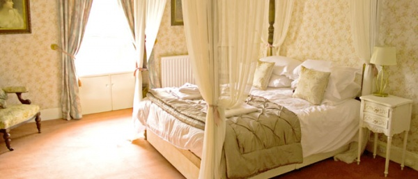 Bedroom is near Mills and Farms of Spindlestone Estate