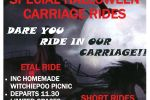 Spooky Carriage Rides