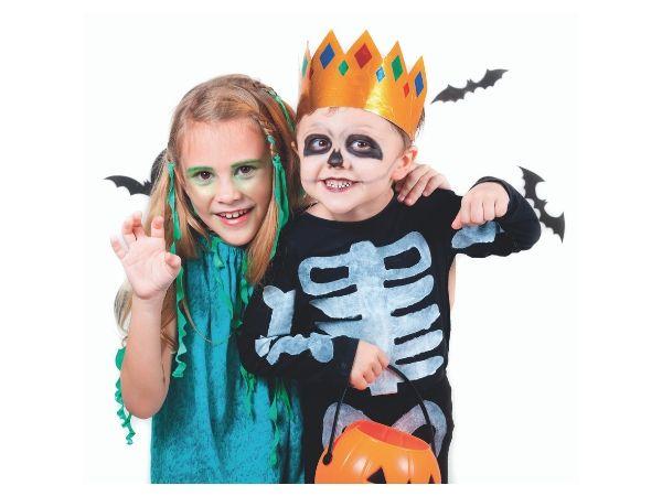 Spooky fun at Manor Walks