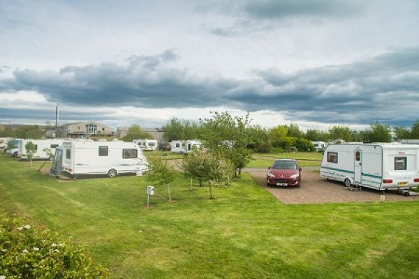 Springhill Farm Touring Pitches