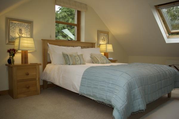 Cuddy's Croft bedroom