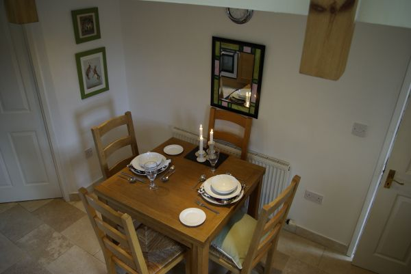 Cuddy's Dining area