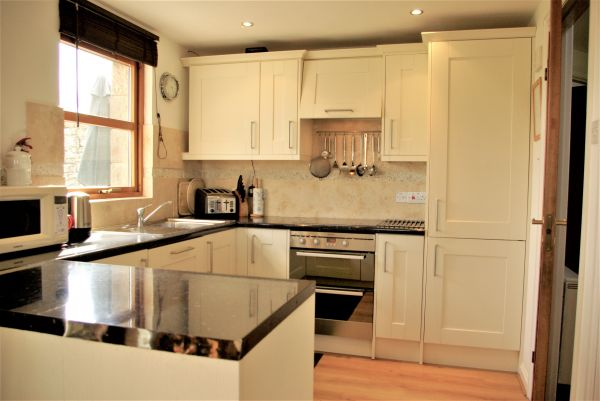 Homildon House Kitchen