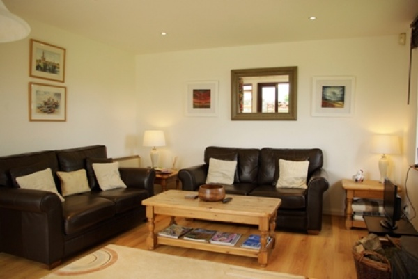 Homildon House Snug Lounge