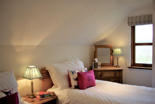 Homildon House bedroom