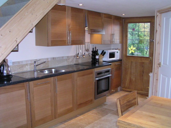 Cuddy's Croft luxury kitchen