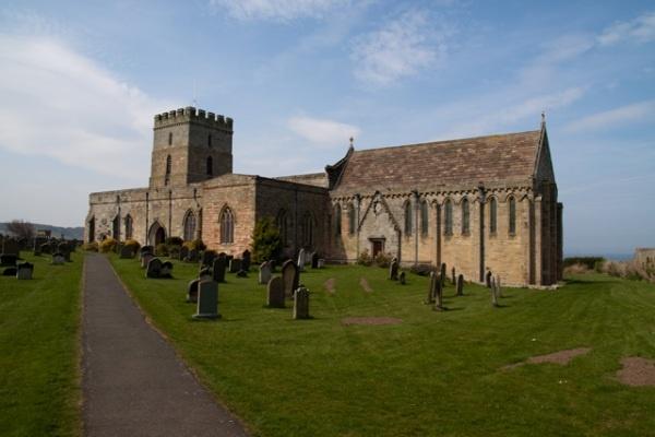 St Aidan's Exterior