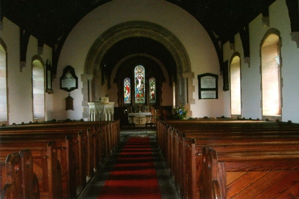 St Anne's Interior