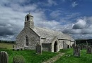 St Cuthbert's Church, Corsenside is near Contours Walking Holidays