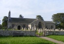 St Cuthberts Church in Elsdon is near William De Percy