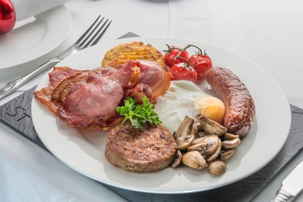 What will you choose from your breakfast menu?