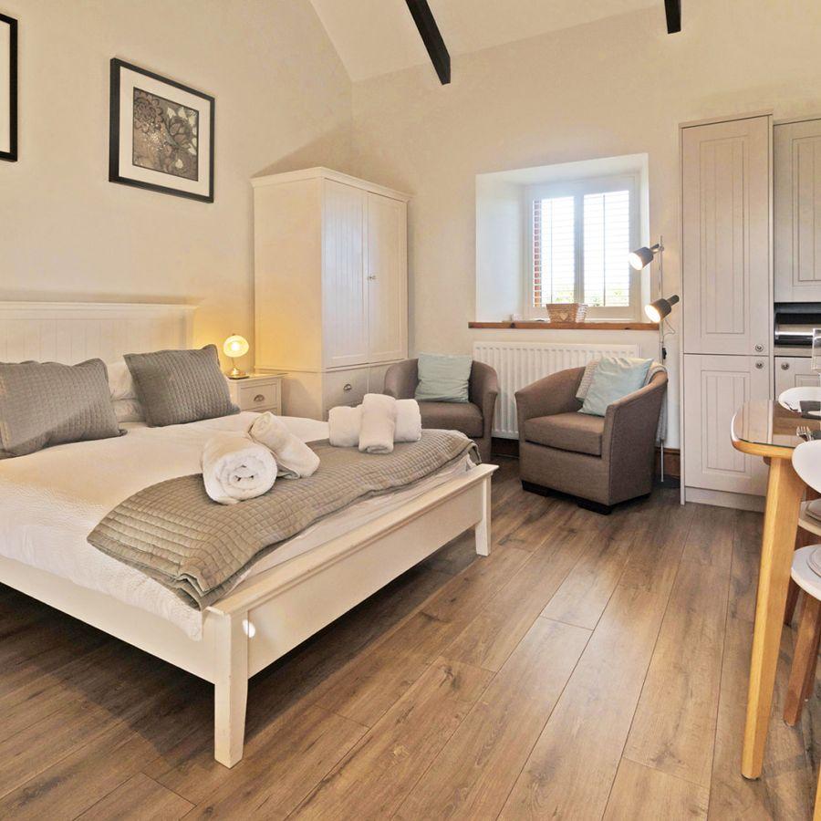 St Cuthbert-Bed area