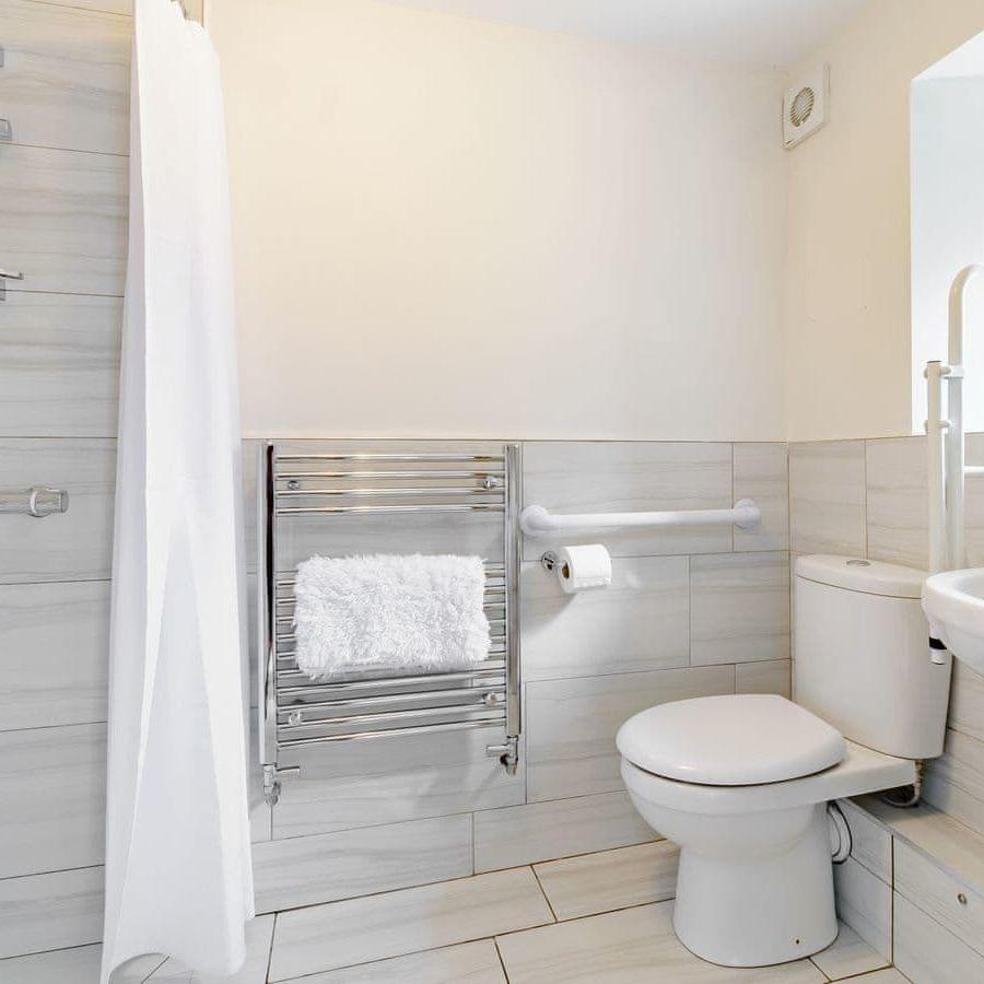 St Cuthbert-Wet room