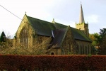 Autumn Scene of St Cuthberts is near Roman Heights Holiday Cottages