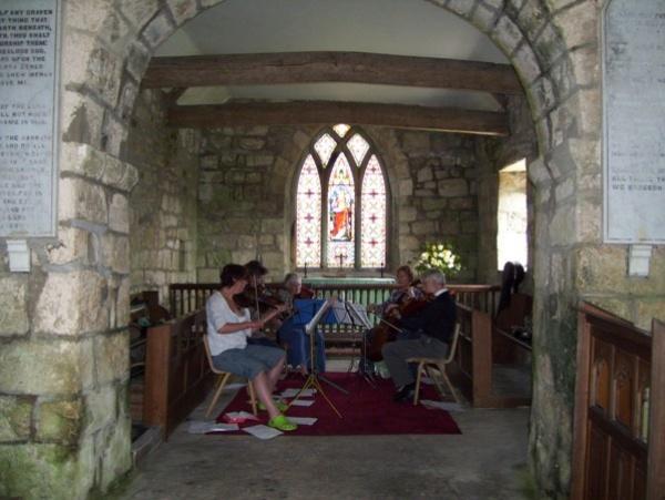 Music for Whit Sunday Worship